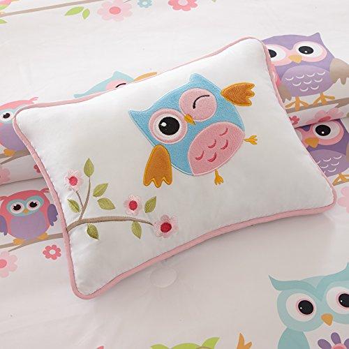 Mi Zone Kids Wise Wendy 100 % Comforter Comforter Sets