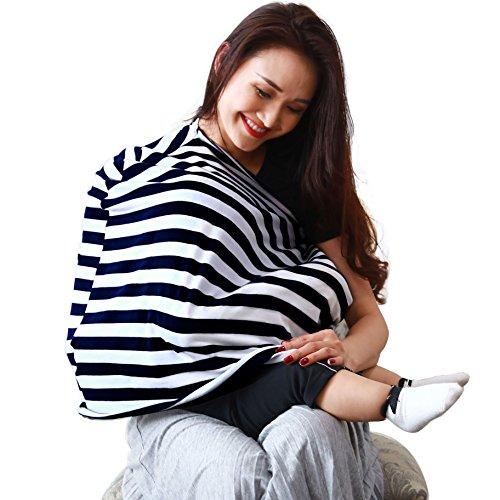 Nursing Cover Breastfeeding Scarf Shopping product image