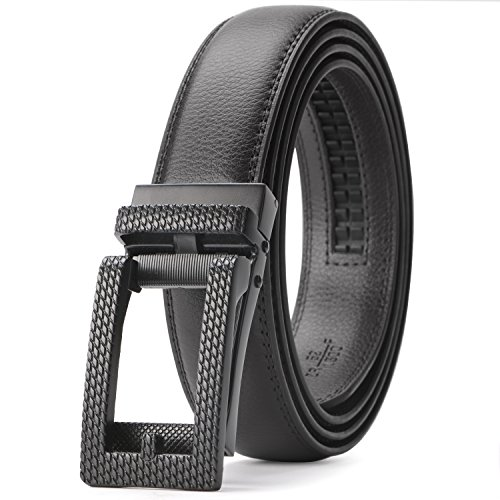 Leather Comfort Slides - 6