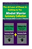 img - for Negotiation: The 48 Laws of Power & Getting to Yes | Mindset Warrior - Summary Collection (Negotiation, Self Help, Personal Development, Summaries) book / textbook / text book