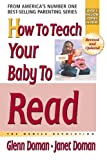 How to Teach Your Baby to Read (The Gentle Revolution Series)