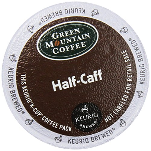 Green Mountain Coffee K-Cup for Keurig K-Cup Brewers, Half-Caff (Chuck dismiss of 48)