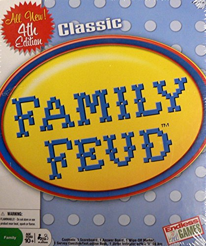 family feud board game 4th edition - 4