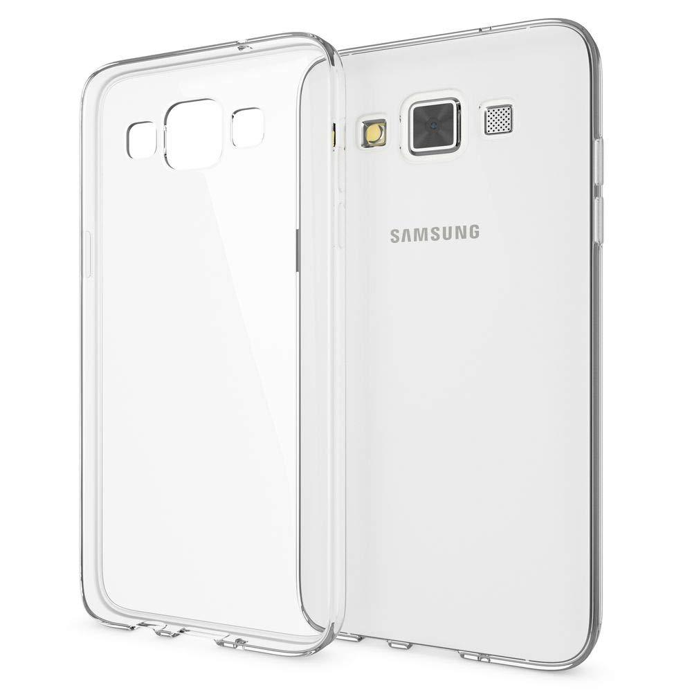 NALIA Funda Carcasa Compatible con Samsung Galaxy A5 2015, Protectora Movil TPU Silicona Ultra-Fina Gel Transparente, Cubierta Goma Smart-Phone Bumper ...