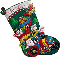 Choo Santa Stocking Kit