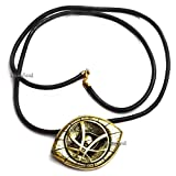 BlingSoul The Eye of Agamotto Necklace - Doctor Strange Jewelry Collection (Medium)