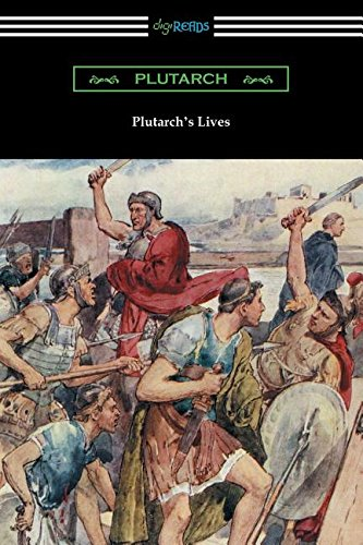 Books : Plutarch's Lives (Volumes I and II)