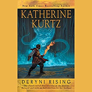 Deryni Rising Audiobook