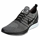 Nike Men's Zoom mariah Flyknit Racer Grey/Black 918264-003 , 10 D(M)