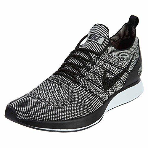 Nike Men's Zoom mariah Flyknit Racer Grey/Black 918264-003 , 10 D(M) by NIKE