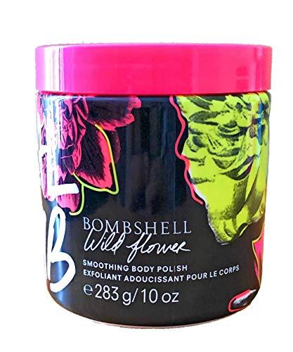Victoria Secret New Petal Scrub Smoothing Body Polish (Bombshell Wild Flower)