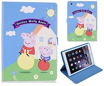 Pour Apple Ipad Mini 1 2 3 Peppa Pig Fun Enfants Dessin