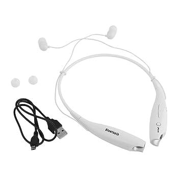 HV800 Deporte Estéreo Auriculares Bluetooth Auriculares Inalámbricos Auriculares Banda para el Cuello Estilo Auriculares Bluetooth Celular: Amazon.es: ...