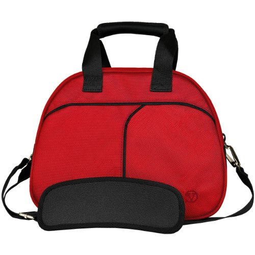 Mithra Camera Handbag for Samsung WB1100F Digital SLR Camera