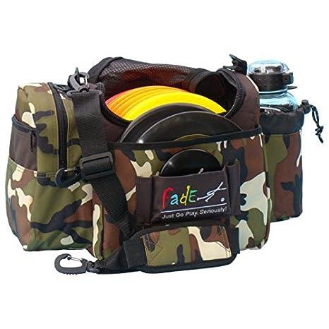 Amazoncom Fade Gear Crunch Box Disc Golf Bag Dude Camo Sports