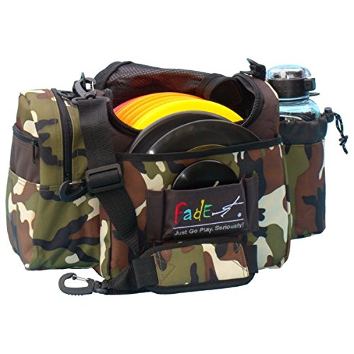 Fade Gear Crunch Box Disc Golf Bag - Dude Camo