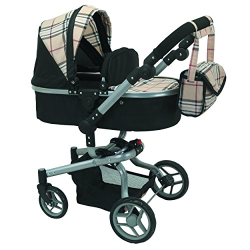 Used, Mommy & me 2 in 1 Deluxe doll stroller EXTRA TALL 32'' for sale  Delivered anywhere in USA
