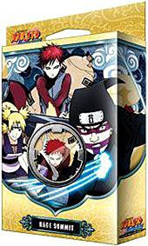 (Naruto Kage Summit Theme Deck - Sibling's Fury)