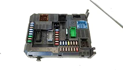 Caja Reles/Fusibles P 208 9807531680 22661F01 (usado) (id:mocep766313): Amazon.es: Coche y moto
