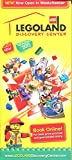 LEGOLAND DISCOVERY CENTER FOLDOUT BROCHURE /WESTCHESTER NEW YORK /DETAILS /MAP++ offers