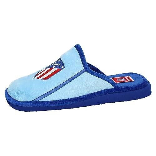 ANDINAS 918-20 Atletico DE Madrid Hombre Zapatillas CASA: Amazon.es: Zapatos y complementos