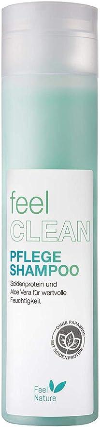 Feel Nature – Champú hidratante con seda proteína y Aloe Vera 250 ml