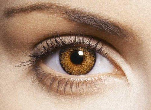 Beaut (Hazel Contact Lenses)