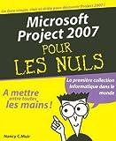 MICROSOFT PROJECT 2007 PR NULS