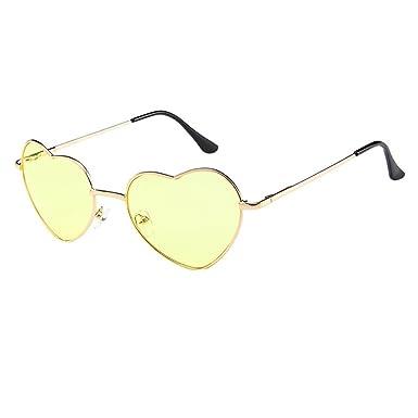 Amazon.com: FORUU Gafas de sol para hombre, marco de metal ...