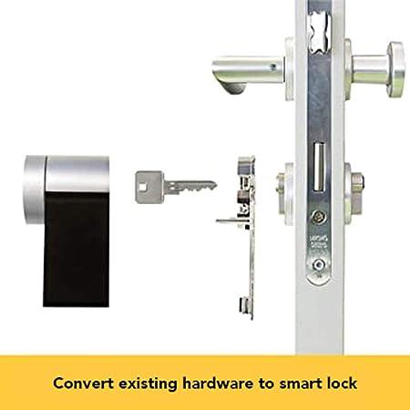 NUKI 220113 Smart Lock 2.0-Cerradura electrónica para Puerta con ...