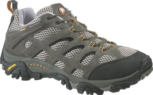 Merrell Men's Moab Ventilator Hiking Shoe,Walnut,12 M US