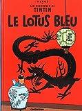 Le Lotus Bleu (Aventures de Tintin)