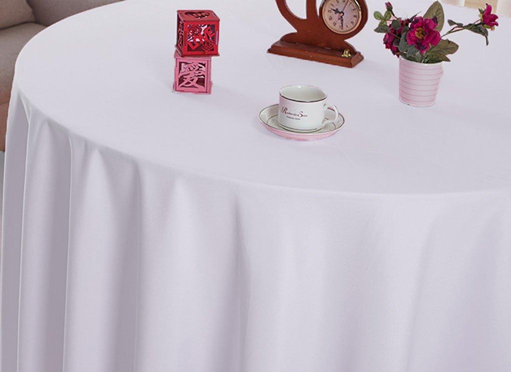 William 337 Runde Tischdecke - Personality Modern Hotel Restaurant Balkon, Garten oder Camping Tischdecke - Drop Resistant, leicht zu reinigen (Farbe   C, größe   Round -220cm) B07CQJCWTT Tischdecken Starke Hitze- und HitzeBesteändigkeit    | D