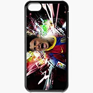 diy zhengPersonalized iPhone 6 Plus Case 5.5 Inch Cell phone Case/Cover Skin 2013 david villa fc barcelona football Black