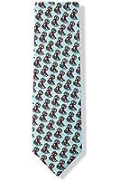 Monkey Business Tie By Alynn Novelty In Silk