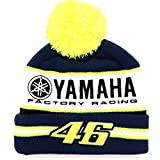 Valentino Rossi VR46 M1 Yamaha Factory Racing Team Moto GP Beanie Official 2016