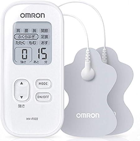Amazon | オムロン 低周波治療器 ホワイト HV-F022-W | オムロン(OMRON ...