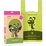 Earth Rated 120-Count Dog Waste Bags, Lavender-Scented Poop Bags with Easy-tie Handles (not on rolls)