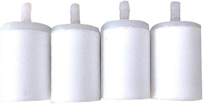 La gasolina filtro de la máquina filtración del aceite de la motosierra piezas Multi Función Segadora filtro de aire del jardín Maquinaria de jardín Accesorio para 4pcs: Amazon.es: Bricolaje y herramientas