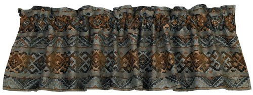 HiEnd Accents Del Rio Western Valance by HiEnd Accents
