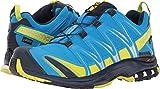 Salomon  Men's XA PRO 3D GTX Cloisonné/Navy Blazer/Sulphur Spring Athletic Shoe