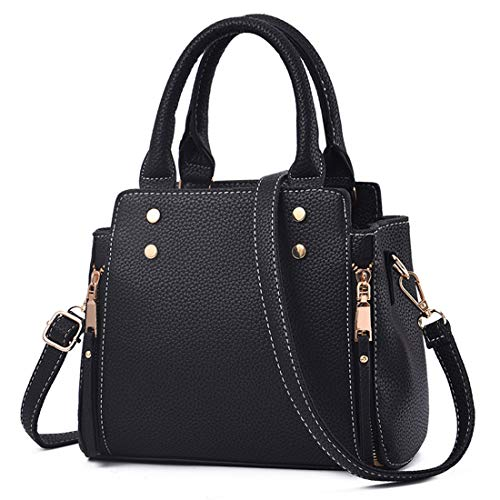 Donna Magai color Con Black A Borsa Spalla Tracolla Per Brown rPwqPYFfOx