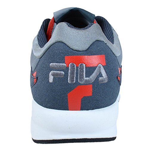 FILA X ALIFE RIVINGTON CLUB FIAMMA RUNNING SHOES GREY POPPY FW04634-039 SZ 10.5