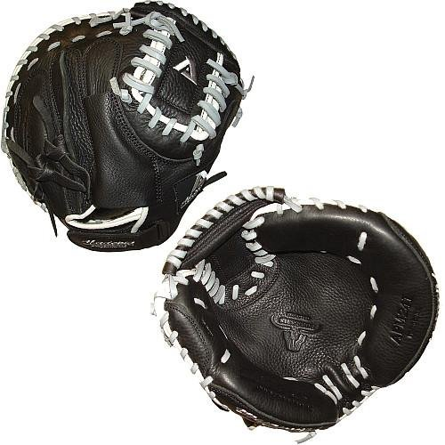 (Akadema APM241 PROSOFT Design Series 33 INCH Adult Baseball Catchers MITT Right Hand Throw)