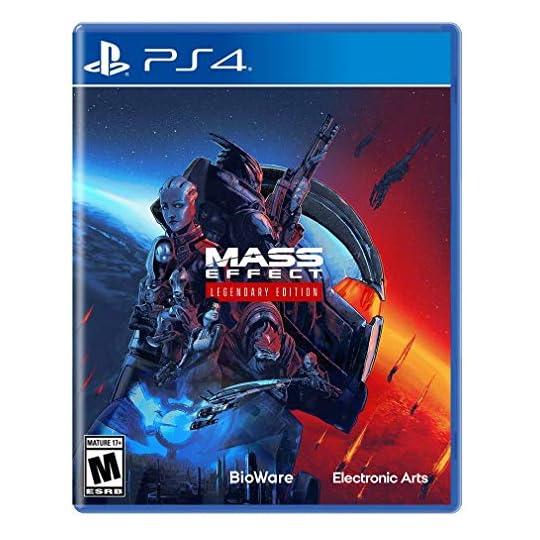 Mass Effect Legendary Edition – PlayStation 4