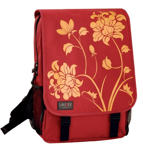 laurex-medium-laptop-daily-backpack-red-blossom-red-one-size