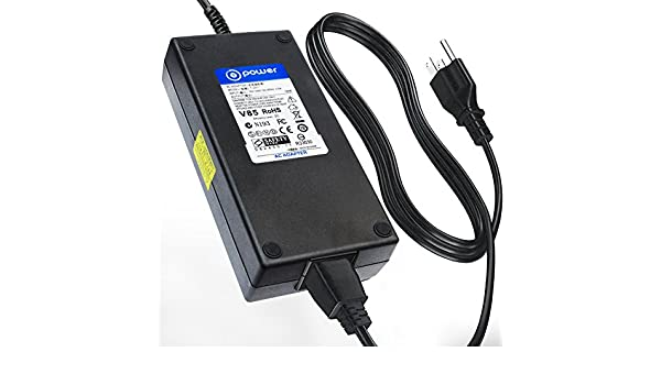 T POWER Ac Dc Adapter Charger Compatible with ViewSonic VP2780-4K VP2772 VP2772 V1100 27 IPS 4K UHD Monitor HDMI DisplayPort LCD Power Supply Cord