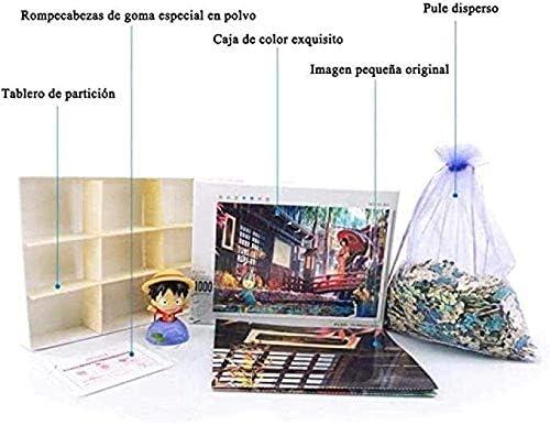 1000 stukjes legpuzzels Klussen Animal Kat van de Tijger for Kinderen Volwassenen Educatief speelgoed Gift Art Craft LLAN