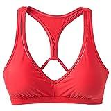 prAna Khari Swim Tops, Carmine Pink, Small