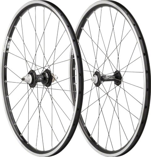 Answer BMX Alumilite Ti Mini 20 x 1-1/8 (451 ISO) Wheelset (Includes 16t Aluminum Cog)